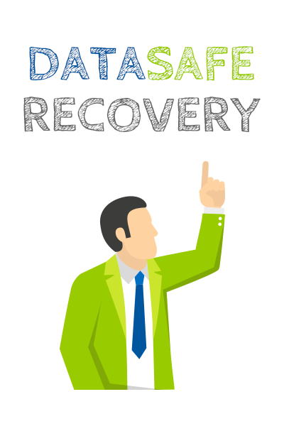 Data Recovery Service - why datasafe
